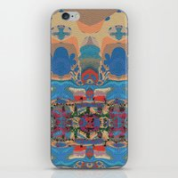 oasis iPhone & iPod Skins featuring Oasis by Jim Pavelle