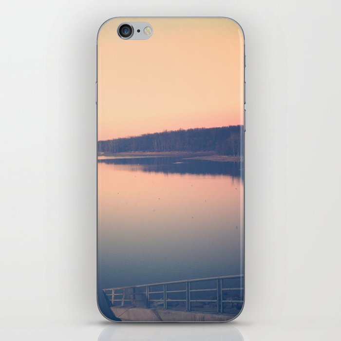 Morning Comes Softly iPhone Skin