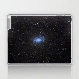 Triangulum Galaxy Laptop & iPad Skin