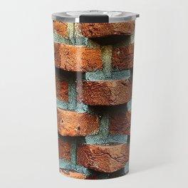 Bricks Travel Mug