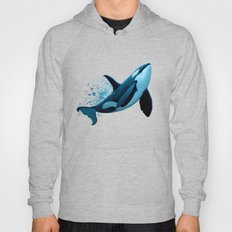 The Dreamer  ~ Orca ~ Killer Whale Hoody