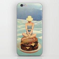 hambesert iPhone & iPod Skin