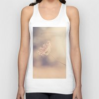 alone Tank Tops featuring Alone by Yolanda Méndez