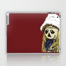 Friendly Scarecrow - Color Version Laptop & iPad Skin
