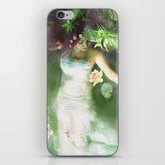 Ophelia iPhone & iPod Skin