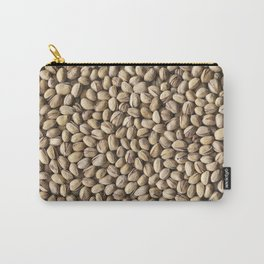 Pistachio. Background. Carry-All Pouch