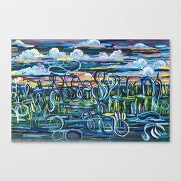 Another Landscape Canvas Print