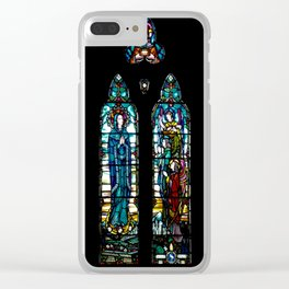 Wexford Church of the Assumption Clear iPhone Case