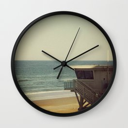 Guard Your Life Wall Clock