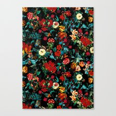 Exotic Garden II Canvas Print
