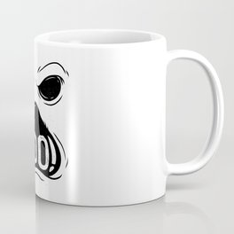 GHOST BOO Coffee Mug