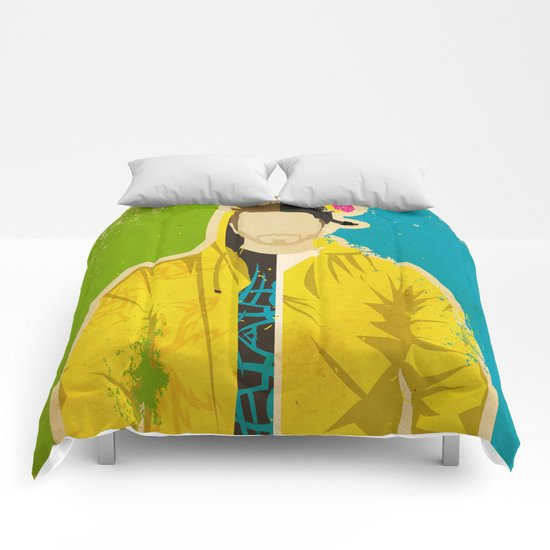 Pinkman Comforters
