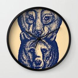 B E A S T Wall Clock