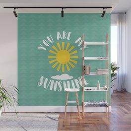 Sunshine Wall Mural