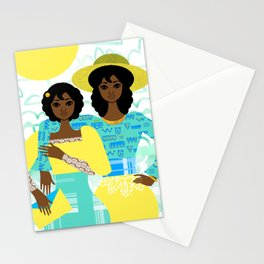 Vacation Stationery Cards