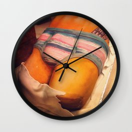Have Your Nonhuman (and Eat It Too) Wall Clock