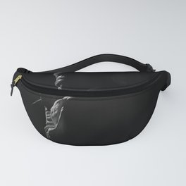 Soulful Silhouette Fanny Pack