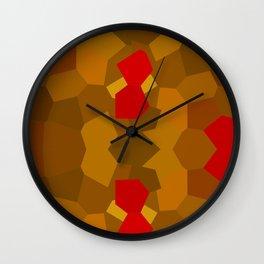 Cha cha Wall Clock