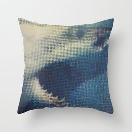 Big Kowa Throw Pillow
