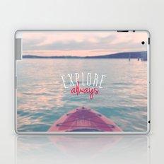 Explore always Laptop & iPad Skin