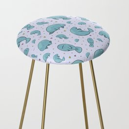 Manatees Counter Stool