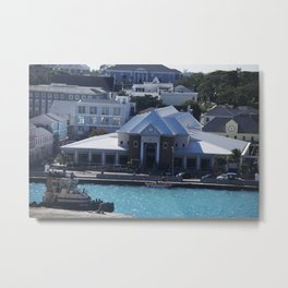 Bahamas Cruise Series 101 Metal Print
