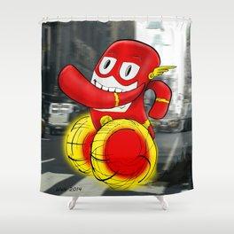 Flashraser Shower Curtain