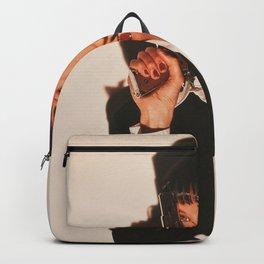 PULP FICTION Movie PHOTO Print POSTER Film Art Quentin Tarantino Uma Thurman Backpack