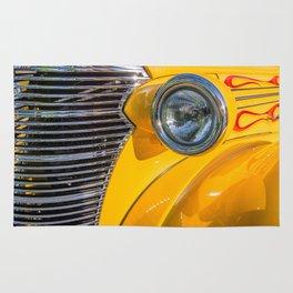 Front part Chevrolet 1940 Rug