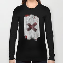 Cross my heart and hope .... Long Sleeve T-shirt