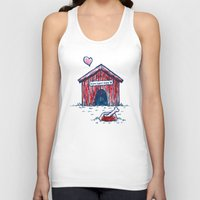 home sweet home Tank Tops featuring Home Sweet Home by Nick Volkert