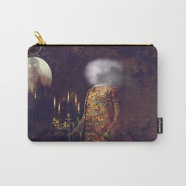 ghosts of the Louvre Carry-All Pouch
