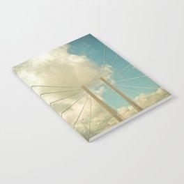 Over the Bridge Notebook