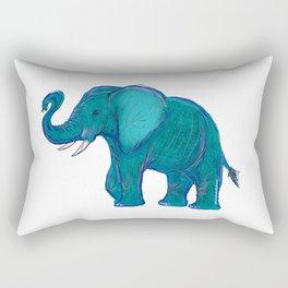 Elephantasy Rectangular Pillow
