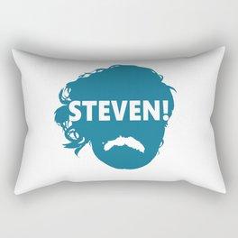 STEVEN! Rectangular Pillow