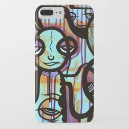 The Tribe iPhone Case