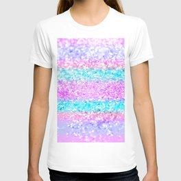 Unicorn Girls Glitter #15 #shiny #decor #art #society6 T-shirt