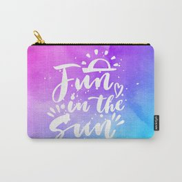 Summer Vibe 3 Carry-All Pouch