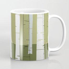 Quiet Birches Coffee Mug