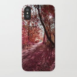 towards the light iPhone Case