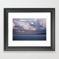 Mediterranean Sea 39 Framed Art Print