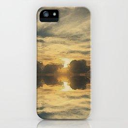 Ocean Smooth #2 iPhone Case