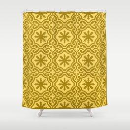 Arabic  Shower Curtain