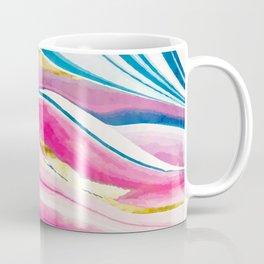 Handmade Watercolor Vivids  Coffee Mug