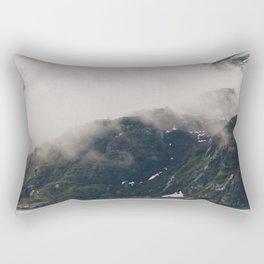 Alaska Glacier Bay National Park Rectangular Pillow