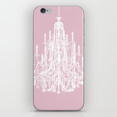 Chic Chandelier iPhone & iPod Skin