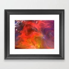 Eros Pool  Framed Art Print