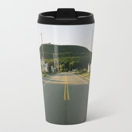 Hills and road#1 Travel Mug