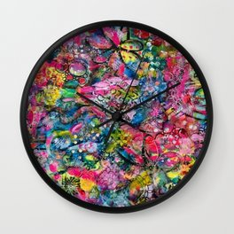 A.D.D. is Awesome! Wall Clock