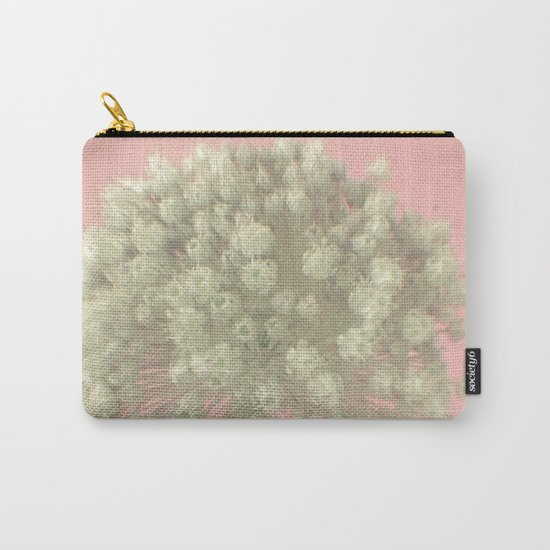 Rose Tinted Carry-All Pouch